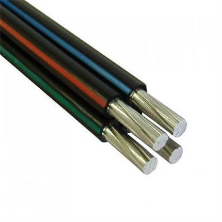 Провод алюминиевый самонесущий СИП-4 4х10