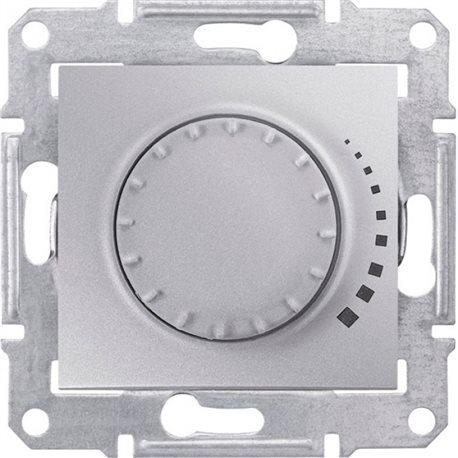 Світлорегулятор, 40-600Вт універсальний, алюміній