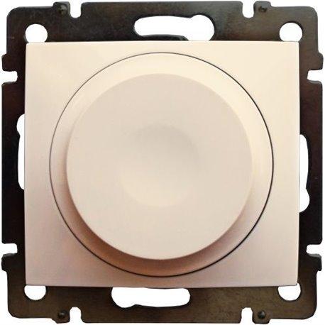 Диммер для LED-ламп, 300 Вт, слоновая кость, 774163 Legrand Valena 774163