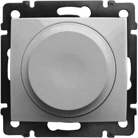 Диммер для LED-ламп, 300 Вт, алюминий, 770263 Legrand Valena 770263