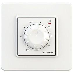 Терморегулятор Terneo Rtp з датчиком підлоги, білий