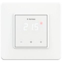 Терморегулятор Terneo s с cенсорным управлением, белый