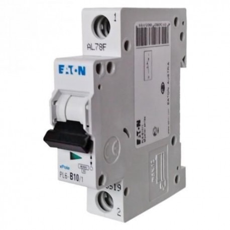 Автоматичний вимикач Eaton-Moeller PL-4 C-32/1 1p 4,5кА