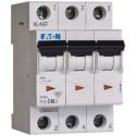 Автоматический выключатель Eaton PL-4, 3 полюса, тип C, 40А, 4,5кА