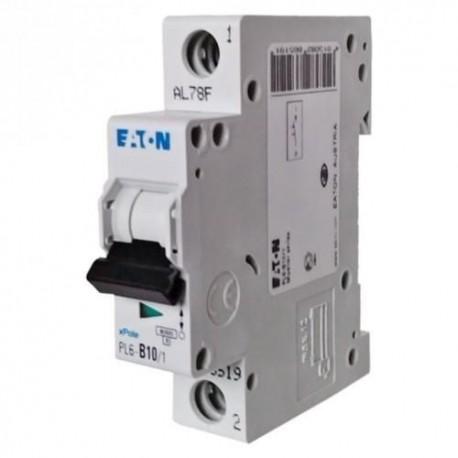 Автоматичний вимикач Eaton-Moeller PL-4 C-10/1 1p 4,5 кА