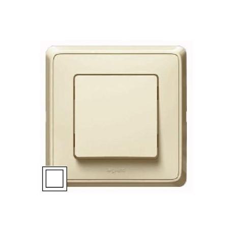 Рамка 1-ная, цвет слоновая кость, Legrand Cariva 773751