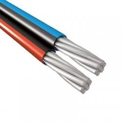 Алюминиевый провод самонесущий СИП-4 2 х 25