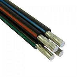 Алюминиевый провод самонесущий СИП-4 4х25