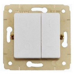 Механизм диммера 40-600 Вт, цвет белый, Legrand Cariva 773615