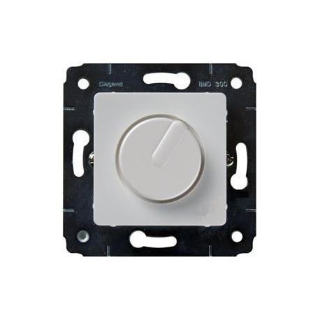 Механизм диммера 300 Вт, цвет белый, Legrand Cariva 773617