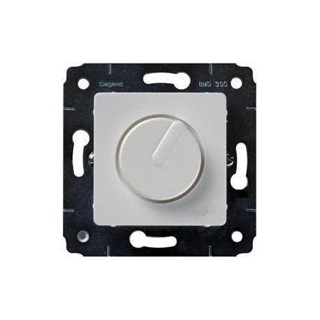 Світлорегулятор 300 Вт, колір білий, Legrand Cariva