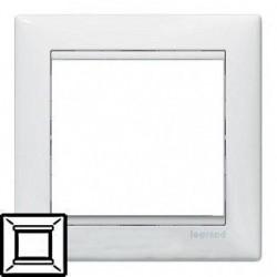 Рамка Legrand 1-а біла Валена 774451