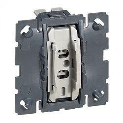 Механізм вимикача кнопкового 1-кл. 6А, Celiane, Legrand