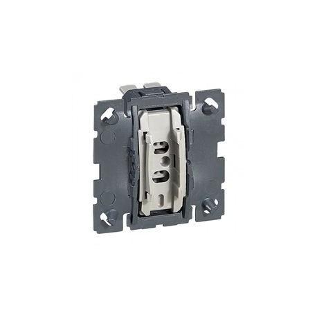 Механизм выключателя кнопочного 1-кл. 6А, Celiane 67032