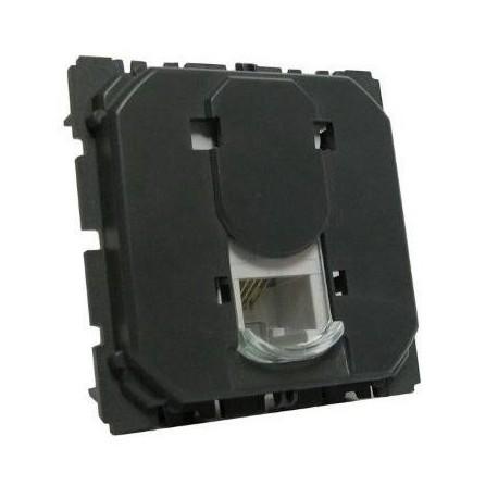 Механизм розетки телефонной RJ11, Celiane 67340