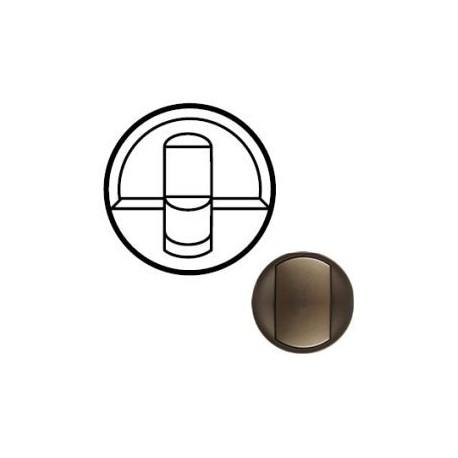Лицевая панель механизма розетки RJ45, цвет графит, Celiane 64935