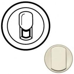 Лицьова панель розетки RJ11, колір слонова кістка, Celiane, Legrand