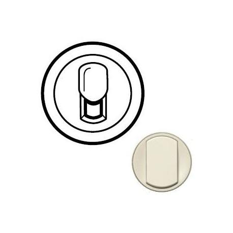 Лицевая панель механизма розетки RJ11, цвет слоновая кость, Celiane 66230