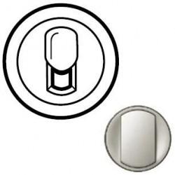 Лицевая панель механизма розетки RJ11, цвет титан, Celiane 68537