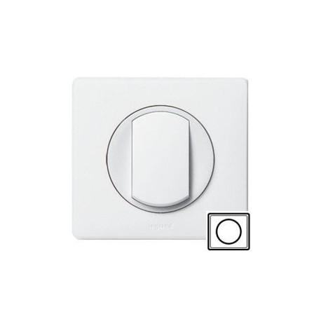 Рамка 1-ная, цвет белый, Celiane 66631