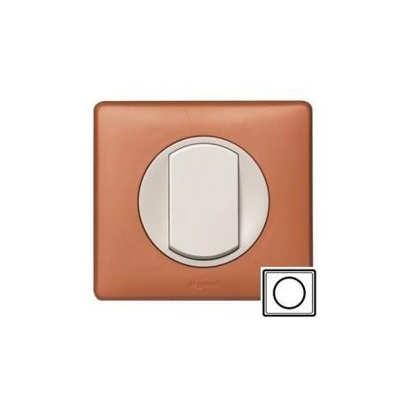 Рамка 1-ная, цвет корица,Celiane 68651