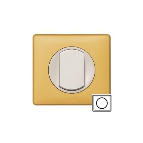 Рамка 1-ная, цвет шафран, Celiane 68671